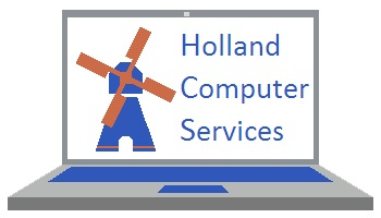 Holland computer Services logo